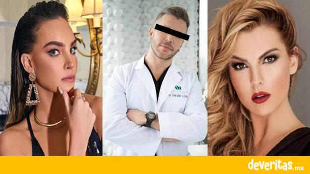 """Cae """"el cirujano de las estrellas"""", fue el que operó a Belinda y Marjorie de Souza"""