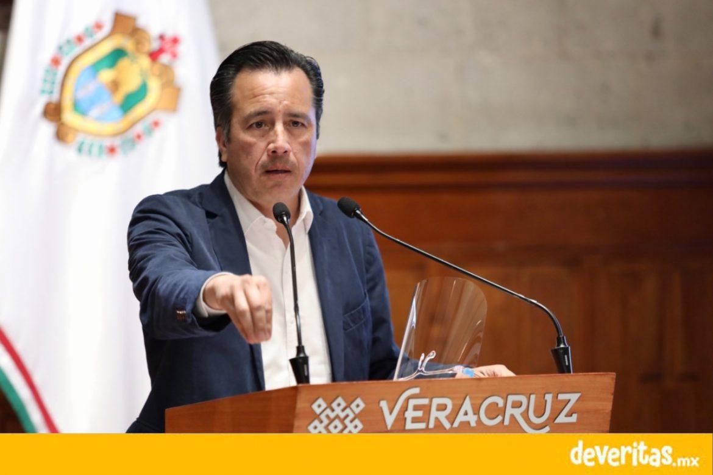 Condena Cuitláhuac García falsificación en documentos para ser vacunados