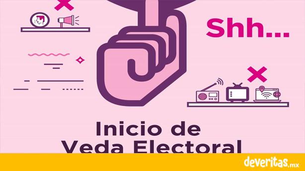 Arranca el ruedo, inician campañas electorales y se activa la veda electoral