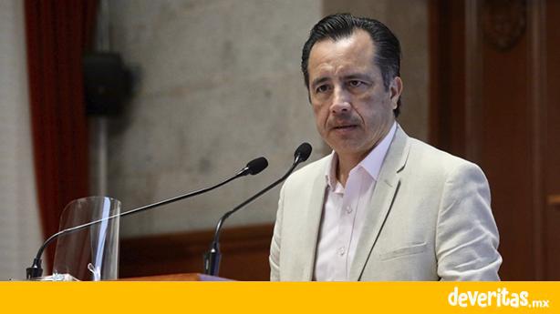 """Acusaciones sobre Eric Cisneros son falsas, """"son cuentos chinos"""" dice Cuitláhuac García"""