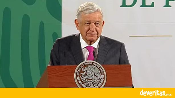 """""""Ya me fueron a acusar a la OEA"""", AMLO sobre denuncia de Adrián de la Garza"""