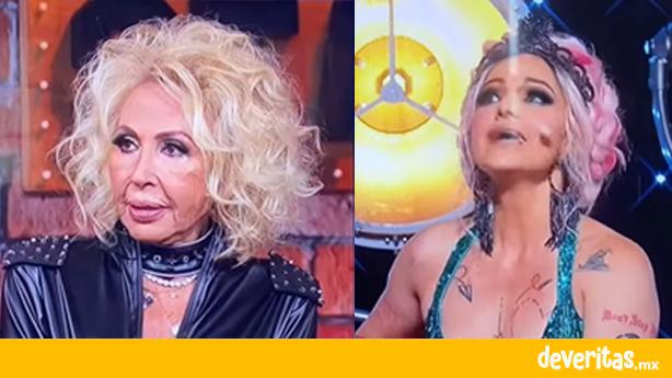 """Laura Bozzo llama """"perra"""" a Lolita Cortés en pleno programa"""