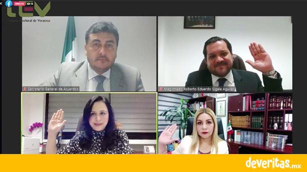 Ratifica TEV cancelación de candidatura de Miguel Ángel Yunes Márquez, lo declara inelegible