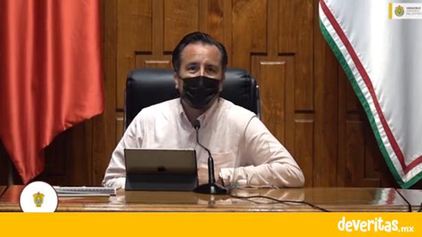 Anuncia Cuitláhuac García calendario de vacunación para la siguiente semana
