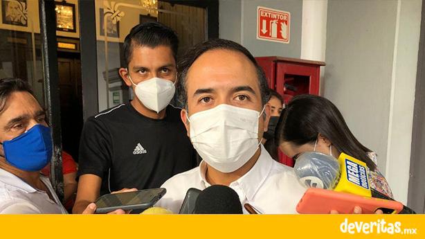Fernando Yunes Márquez niega haber intervenido en las elecciones