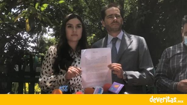 Frida Sofía interpondrá denuncia contra Enrique y Alejandra Guzmán por tres delitos que pueden llevarlos al bote