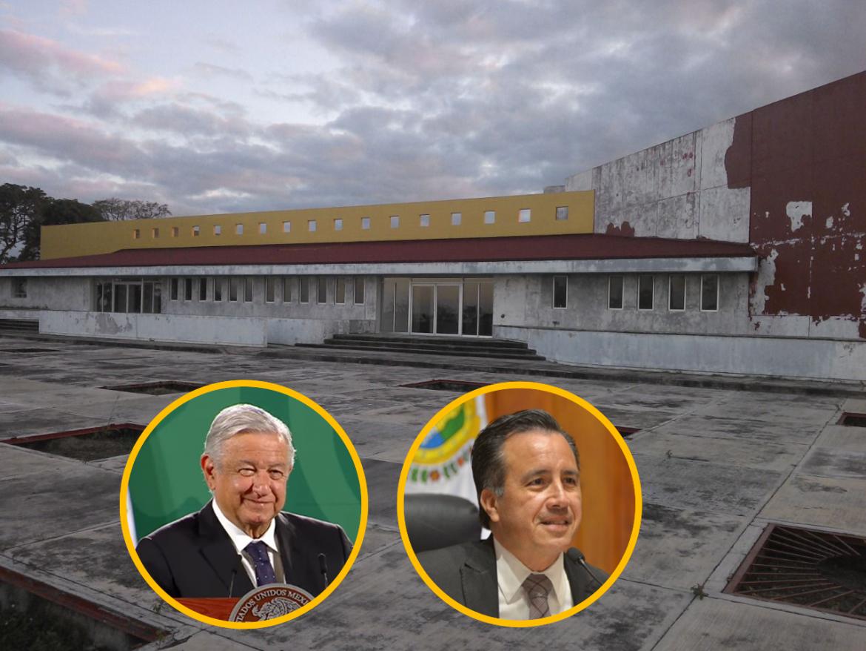 Gobierno de Cuitláhuac construirá un nuevo hospital en Nautla; el que dejaron es caso perdido: AMLO