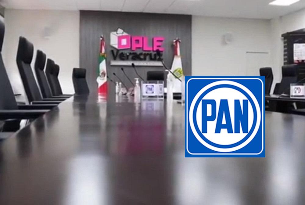 Pagará PAN más de 12 millones de pesos en Veracruz por irregularidades cometidas en su Comité Estatal