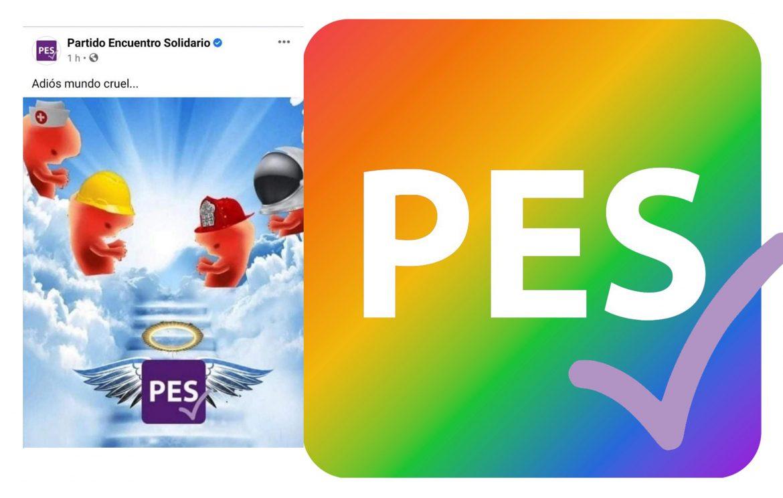 Hackean al PES con motivos del mes del orgullo gay