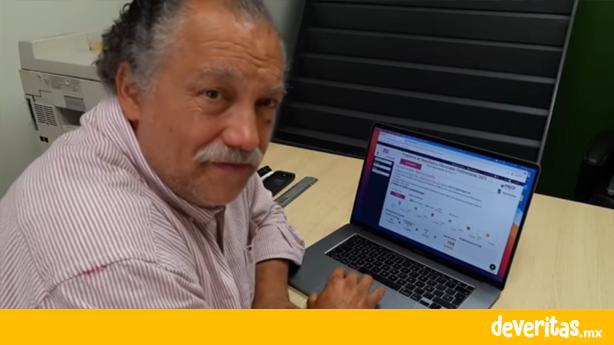 Presenta Ricardo Exsome pruebas de que en el PREP no le contabilizaron votos a su favor