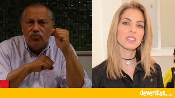 Pelearán Ricardo Exsome y Paty Lobeira para ver quién se queda con la alcaldía de Veracruz