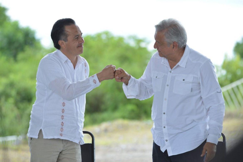 Veracruz «no vaciló en darle portazo al conservadurismo» en este 2021: Cuitláhuac García