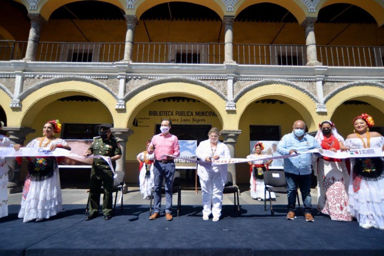 Inaugura Gobierno Estatal la exposición Esto Somos que retrata riqueza natural y cultural de Veracruz