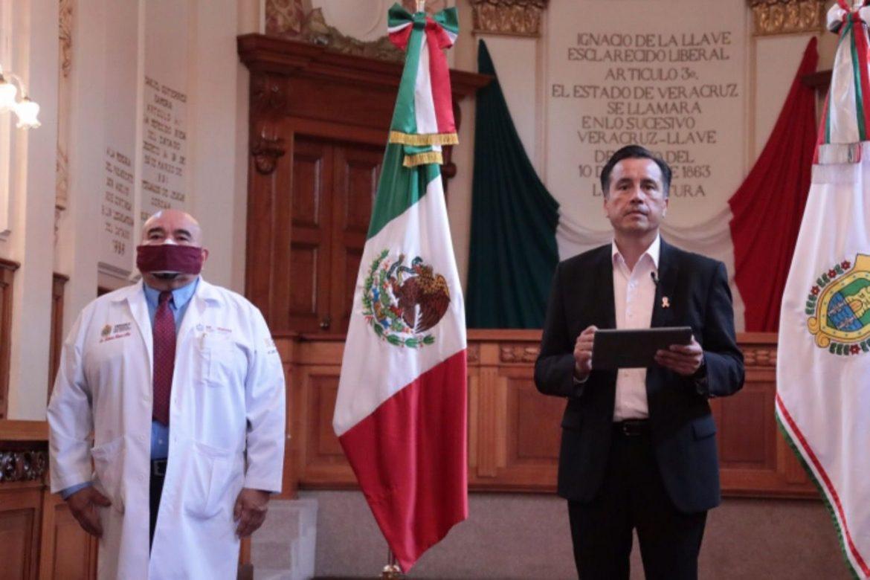 17 municipios de Veracruz iniciarán vacunación de personas de 40 a 49 años